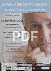 Conférence du 20 février 2018-Parkinson, comprendre et accompagner