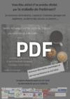 Tract groupe de parole Maladie de Parkinson